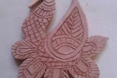 Terracotta jewellery making classes at chennai adambakkam