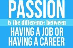 Creating a Career out of your Passion !!