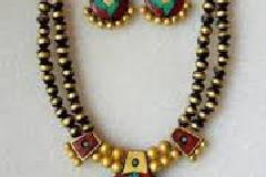 Learning Terracotta jewellery