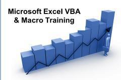 Microsoft Excel VBA and Macro Training on Weekend