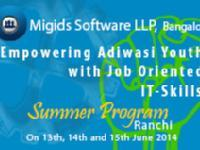 3-Days Workshop On Web Application Development | Empowering Adiwasi youth with job oriented IT-Skills