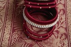 Advanced Silk thread jewellery Making Classes @ Saibaba Colony, Coimbatore