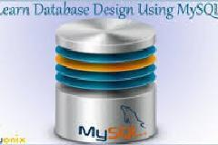 Learn database design with SQL