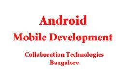 ANDROID MOBILE DEVELOPMENT WORKSHOP & TRAINING ( 5 DAYS )
