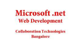 MICROSOFT .NET TRAINING AND LIVE PROJECT