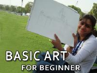 Basic Art for Beginner