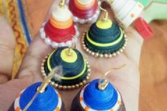 Basics of quilling-Jewellery making