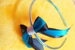 Learn to make your own hair accessories!