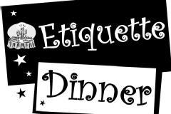 Mind Your Manners - Dining Etiquette