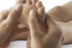Foot Reflexology Training