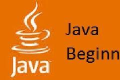 Java Beginners
