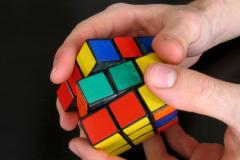 Solving Rubiks Cube
