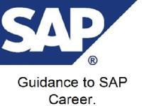 SAP-Career Guidance for Begineers