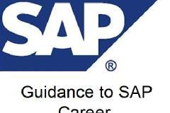 SAP-Career Guidance for Begineers