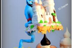Advance Sugar Craft Workshop - Gravity Defying Cakes