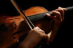 Introductory class on playing Violin.