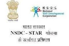 NSDC STAR Sponsord by Govt. of India