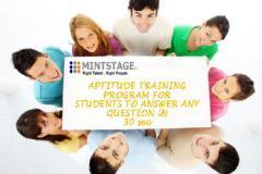 Aptitude Training Workshop