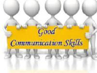 Communication skills,Articulation skills