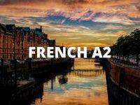 French Level A2 Language Classes