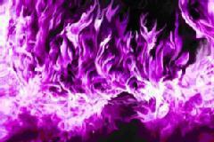 Violet Flame Healing