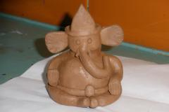 GANESH CLAY MODELLING WORKSHOP