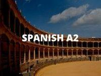 Spanish A2 Language Training