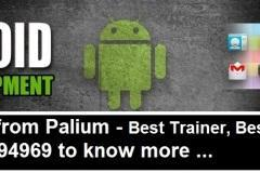 Android Development & Deployment