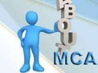 MCA Entrance