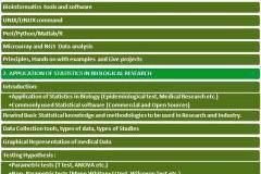 Programming for Biologist in Life Sciences industry and research.