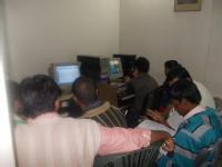 Career as Web Designer @ DOCC kolkata
