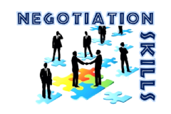 Become an Ace Negotiator - A Workshop on Negotiation Skills
