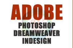 GRAPHIC DESIGNING - ADOBE