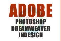 GRAPHIC DESIGNING - ADOBE