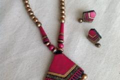 Vikalpa Terracotta jewellery making classes at annanagar west, Chennai