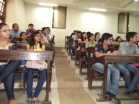 Corporate Finance Workshop for final year MBA (Fin) and CA students