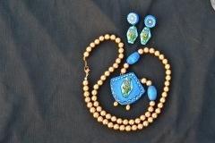 Terracotta jewellery class in Mumbai
