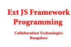 Ext JS  Framework Training and Live Project