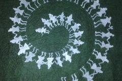 Learn to paint the Warli Dance