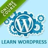 Learn Wordpress and Be a Pro at Web Designing