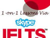 IELTS Writing and speaking course  via Skype