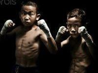 Self Defence Muay Thai Kickboxing