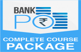 Bank PO – Complete Course