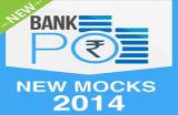 Bank PO Online – New Mocks 2014
