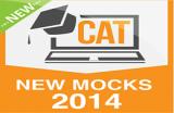 CAT Online– New Mocks 2014