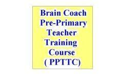 PRE-PRIMARY TEACHER TRAINING COURSE