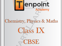 CBSE 9th Chemistry Physics, and Maths