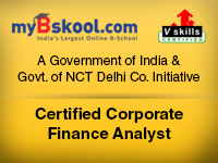 Certified Corporate Finance Analyst