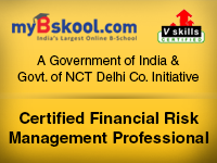Certified Financial Risk Management Professional