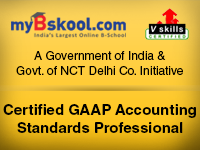 Certified GAAP Accounting Standards Professional Course